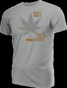 Silver Comet Races 2021 Marathon T-Shirt